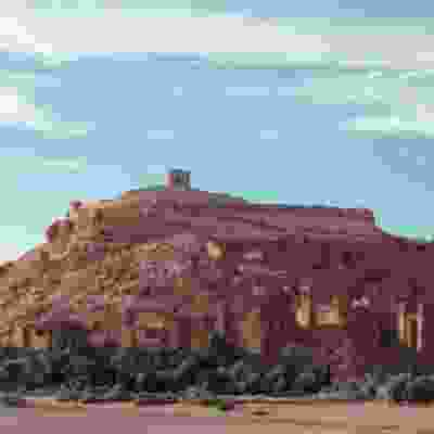 Tour the kasbah at Ait Benhaddou