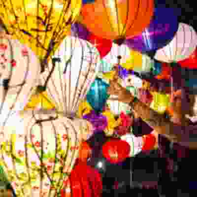 Explore the lantern-lit streets of Hoi An